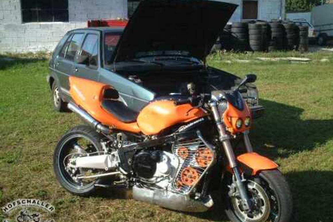 Hero's 2WD diesel-electric RNT radically rethinks the