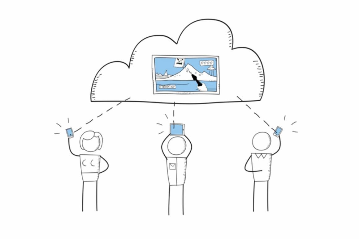 Amazon AppStream allows users to stream resource hungry applications from the cloud to mobile devices