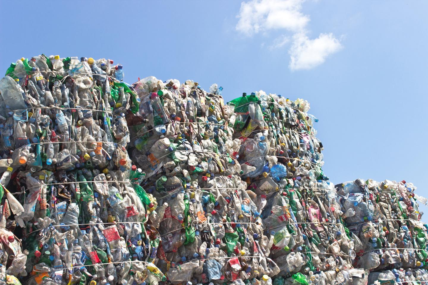 Researchers in Japan have developed a new catalyst that could make it easier to recycle waste plastic into new products