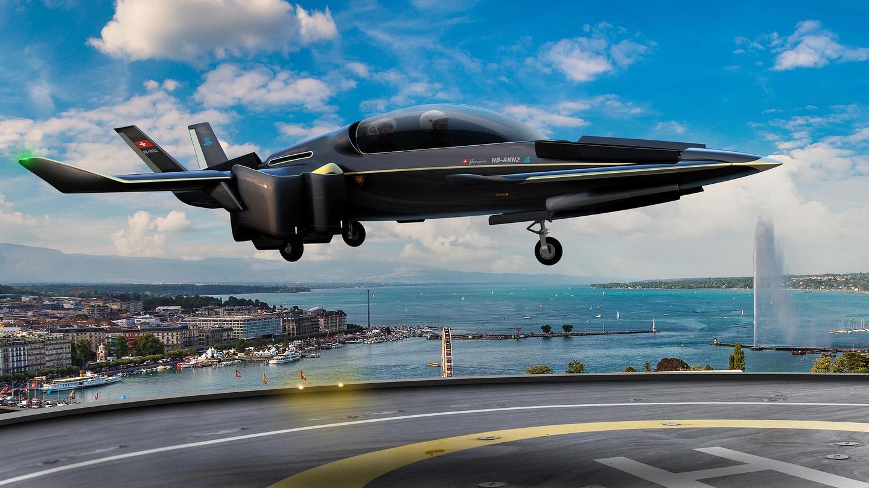 수직 이륙은 에너지가 많이 소모되지만 ANN 플랫폼에는 헬기 착륙장 만 필요합니다.  작업 할 헬리 패드 너비가 3 개 미만인 경우 짧은 이착륙이 더 효율적입니다.