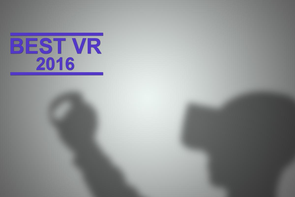 2016 was the year VR came out of the shadows and into the light: We pick the top virtual reality headsets for the shopping season