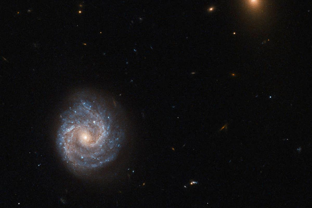 A new measurement of the Hubble Constant suggests the universe may be expanding slower than we thought