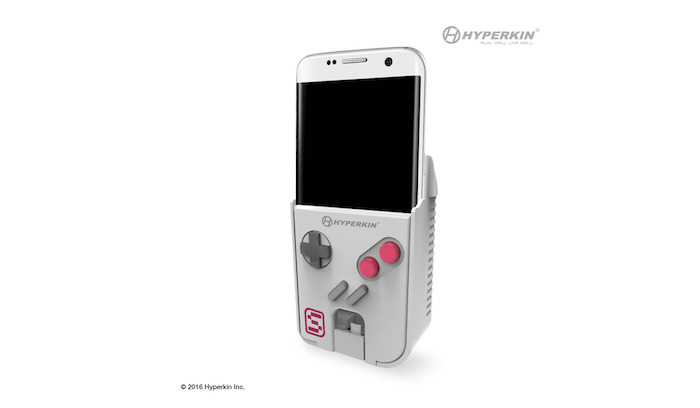 Hyperkin has announced the Smart Boy, a peripheral for your Android phones that lets you play Game Boy and Game Boy Color cartridges on your smartphone