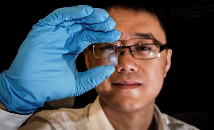 Assistant Professor Wang Qijie from NTU's School of Electrical & Electronic Engineering (Photo: NTU)