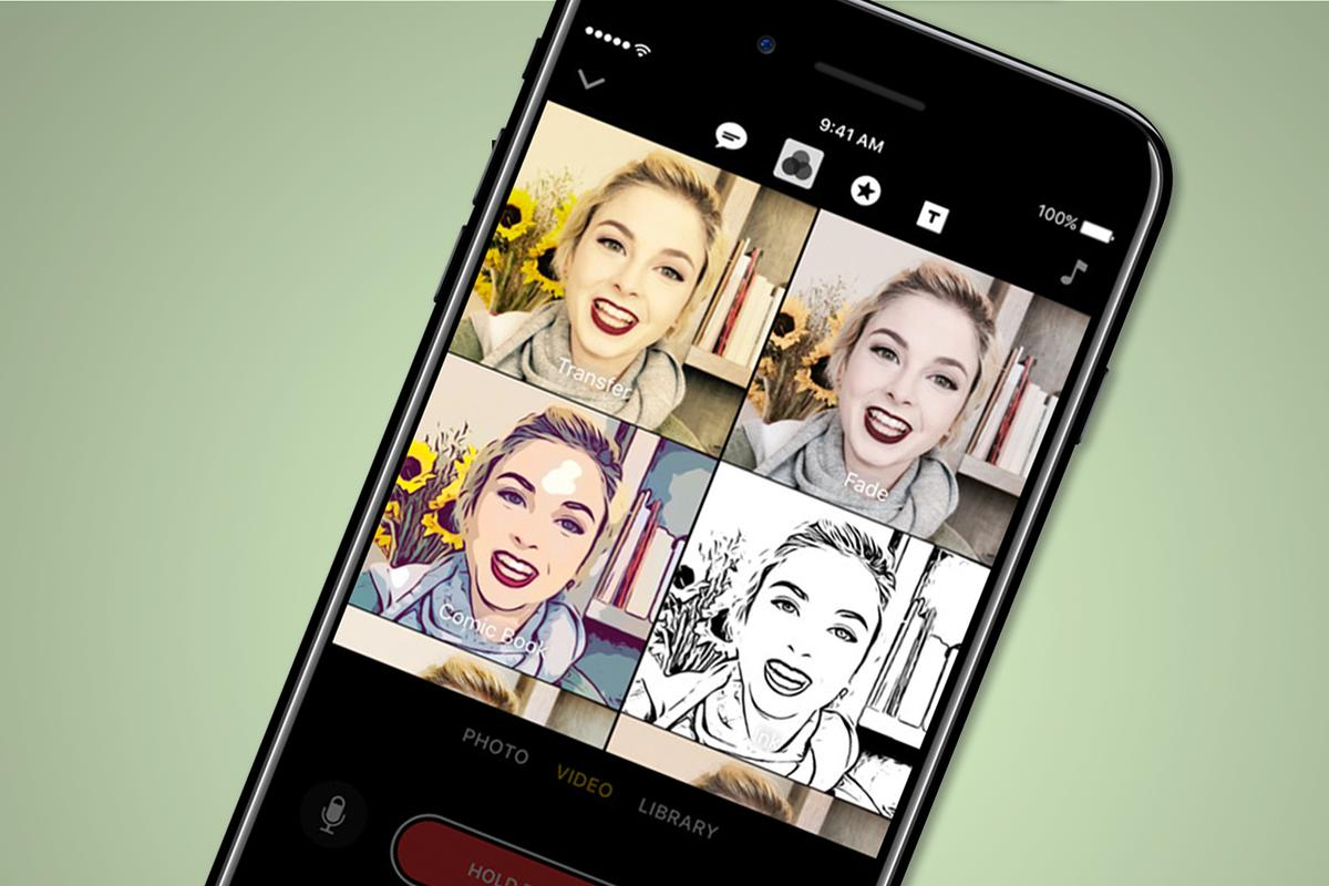 Apple's new app Clips is like Snapchat-meets-iMovie, for iPhone and iPad