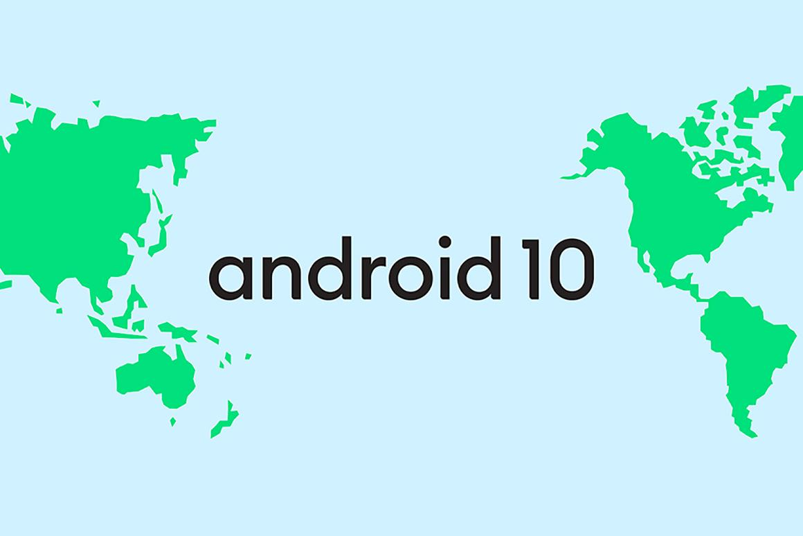 Google launches Android 10, with Pixel phones first up
