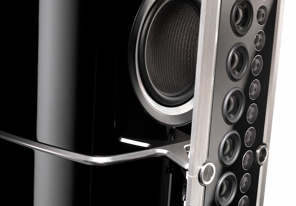 The McIntosh XRT2.1K loudspeakers cost $130,000 a pair