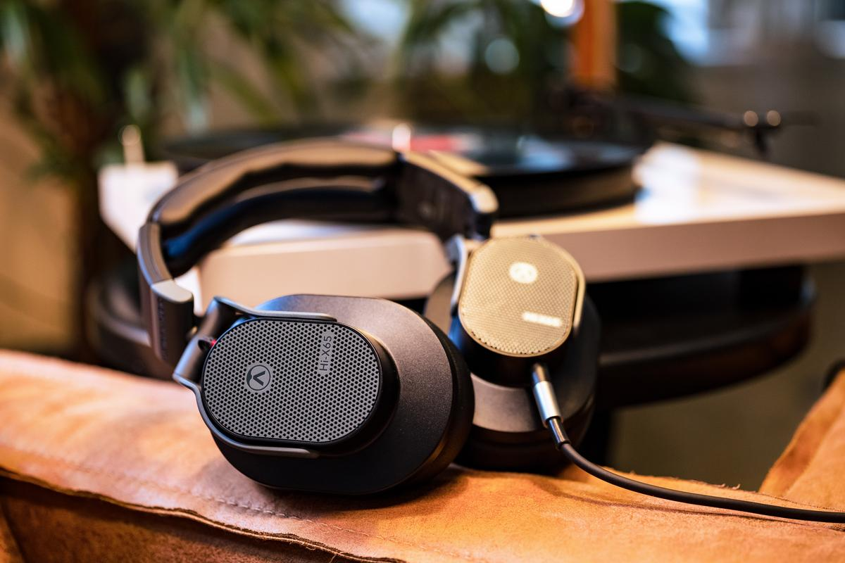 The Hi-X65 open-backed headphones have been designed as professional monitoring headphones for mixing and mastering