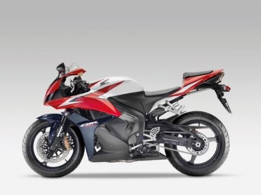 Honda's CBR600RR
