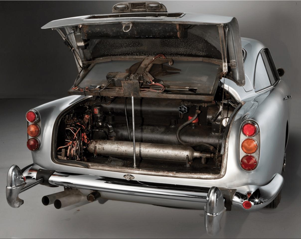 Db5 Replica Kit Car