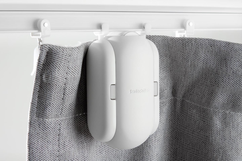 SwitchBot Curtain is presently on Kickstarter