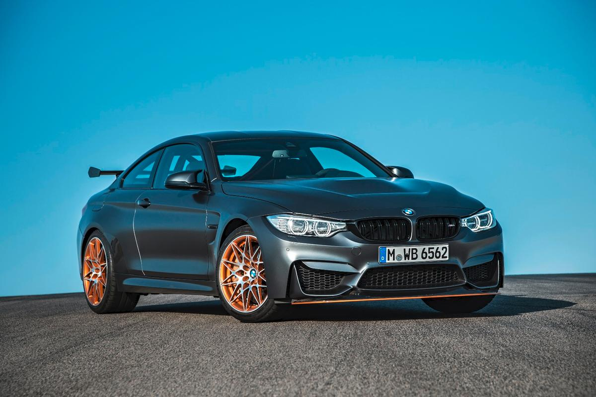 A special edition of the BMW M4 GTS previewed at Pebble Beach earlier this year is set to hit the road
