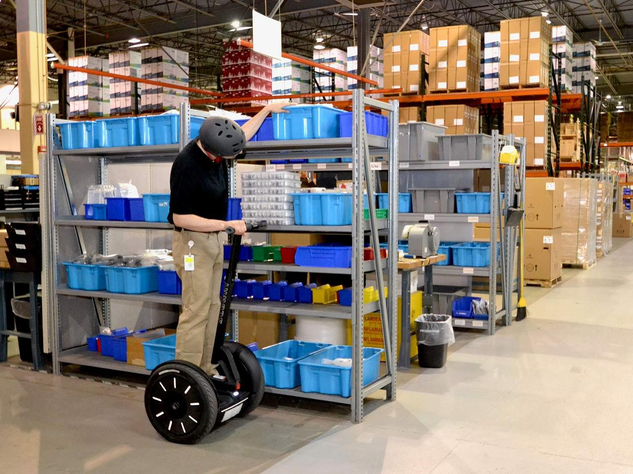 The classic Segway is being discontinued