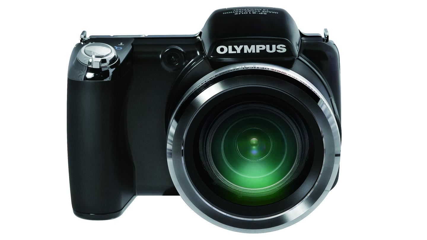 Olympus has announced a successor to its SP-800UZ compact superzoom - the SP-810UZ, with more telephoto end zoom, improved media card support and even more creativity options