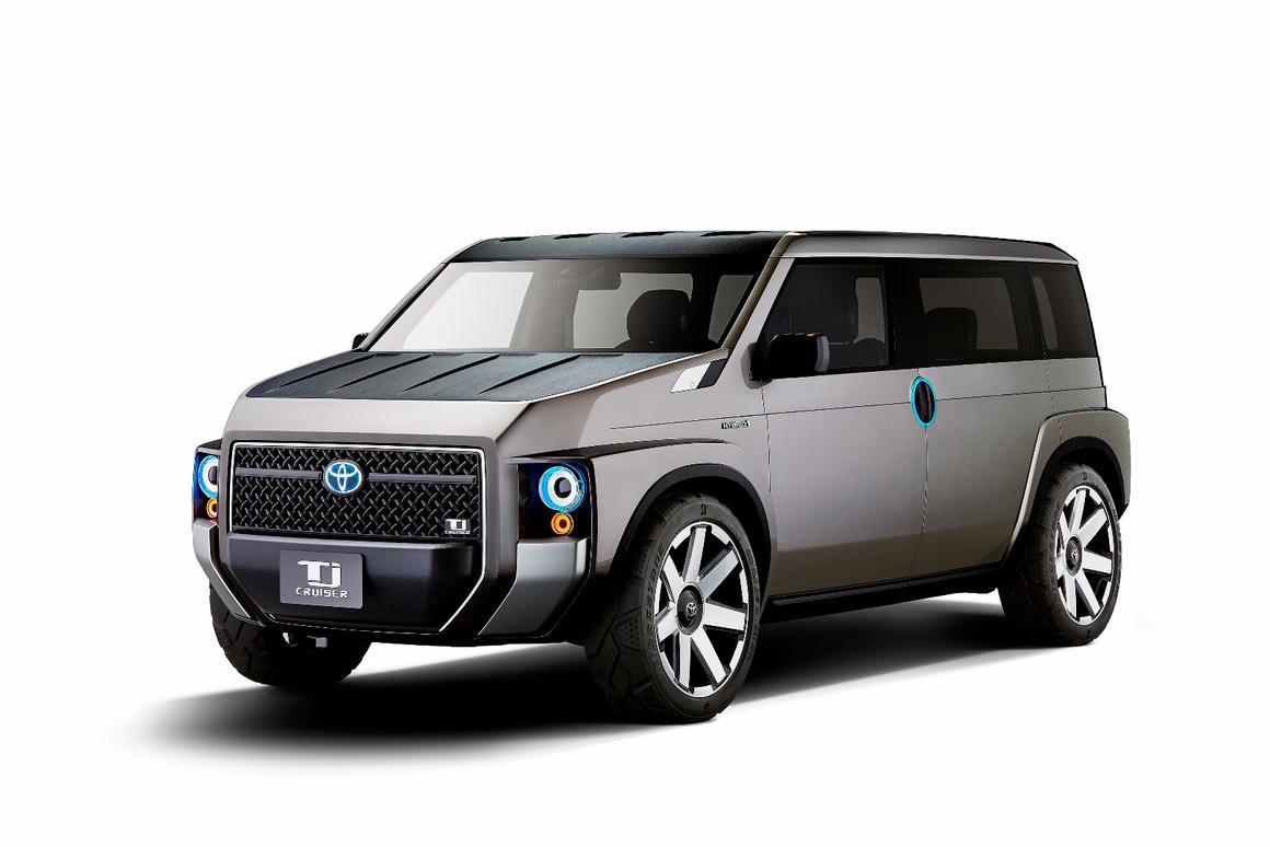 The Toyota Tj Cruiser – perhapseventually comingto a showroom near you