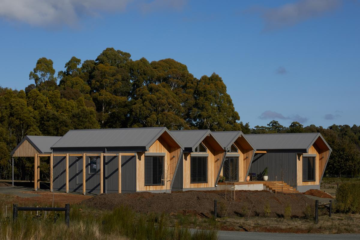 Owl Woods is one of five Passivhaus-certified homes in Victoria, and one of just 20 in Australia