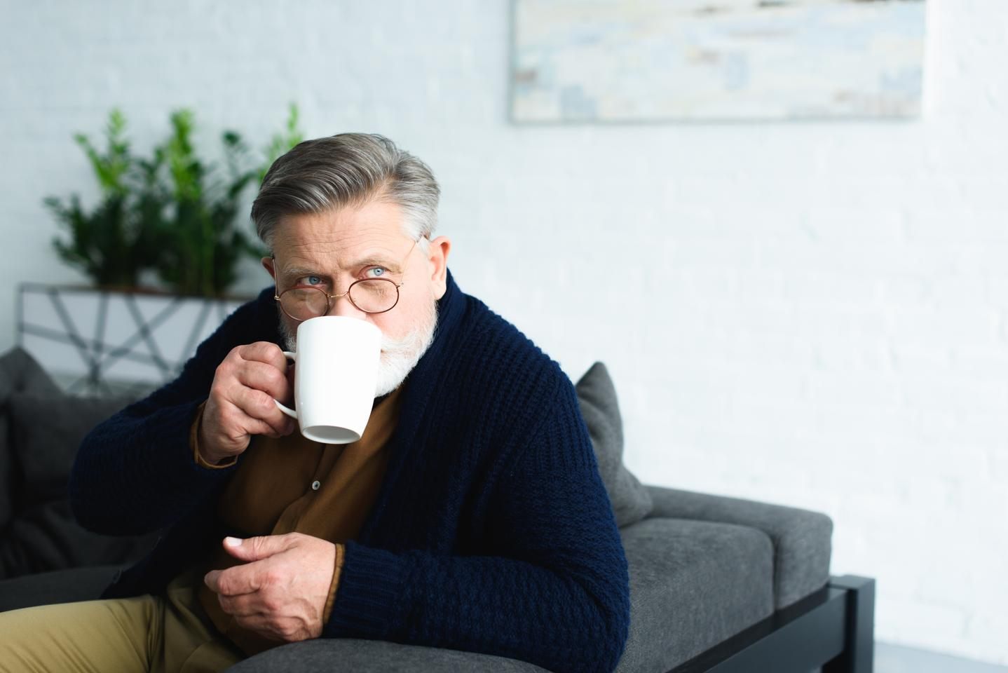 Your daily coffee - even decaf coffee - could extend your life