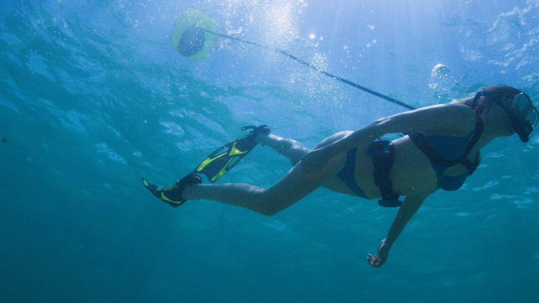 Blu3's Nemo: a super-portable SSA dive system