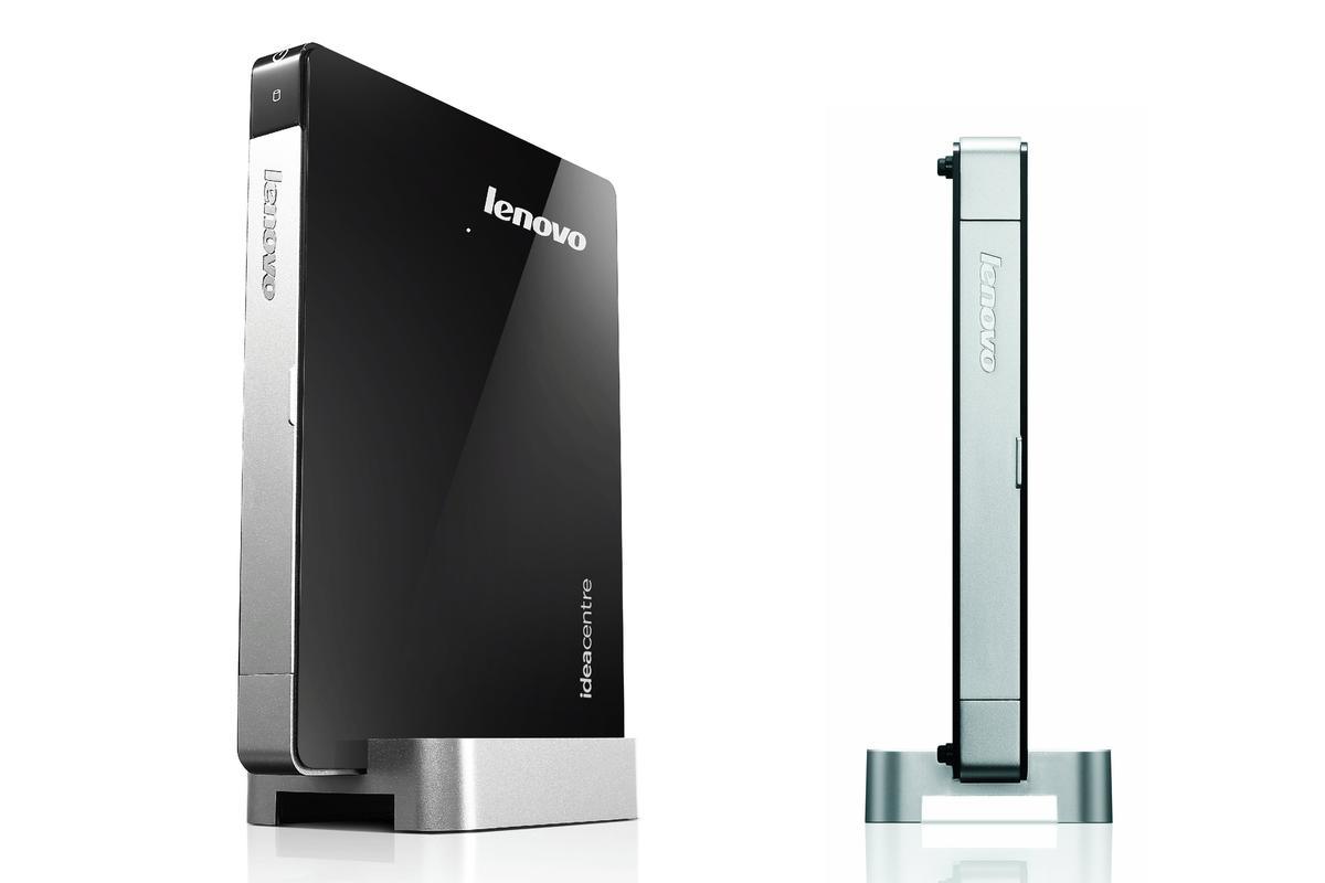 Lenovo has announced the successor to last year's IdeaCentre Q180 desktop computer, the IdeaCentre Q190