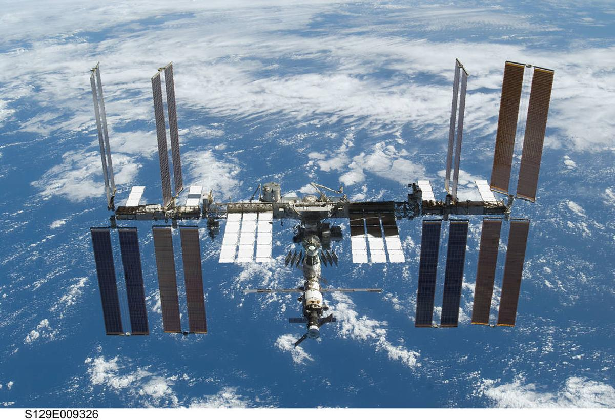 NASA is planning to test an x-ray communication system on the International Space Station