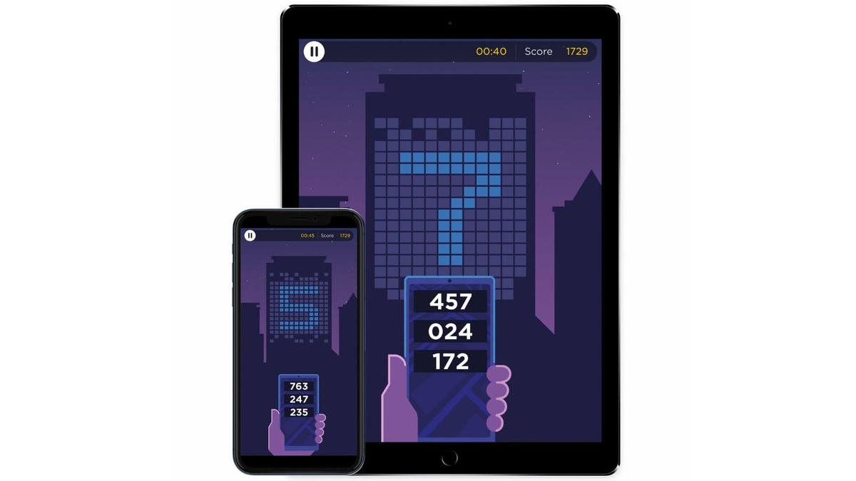 The Decoder brain-training app is currently available for Apple devices through a developer called Peak