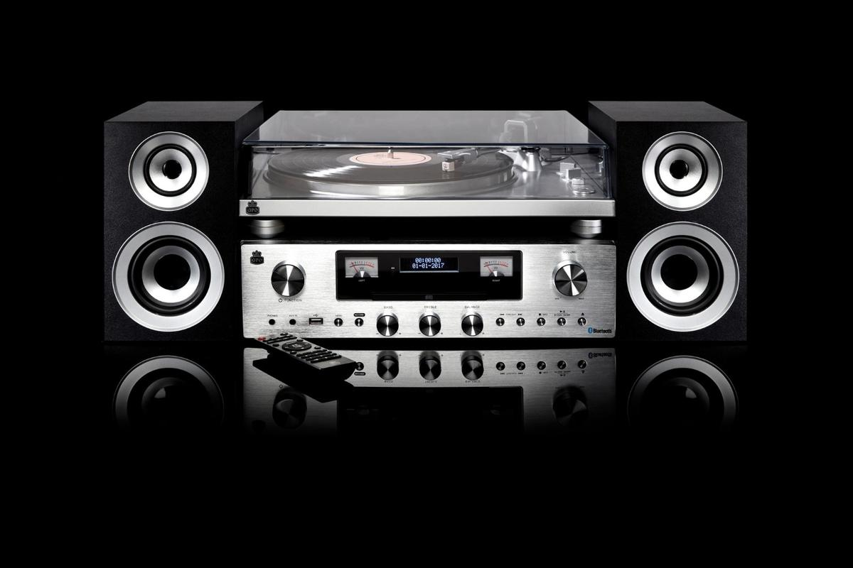 Retro audio gear manufacturer GPO has launched its first premium line - the PRrange
