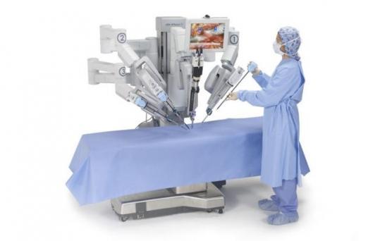 da Vinci S Surgical System