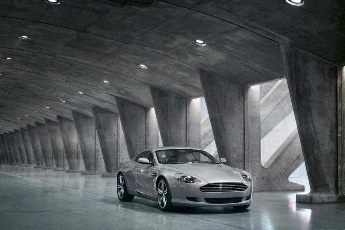 The DB9 is being put out to pasture after 13 years in production