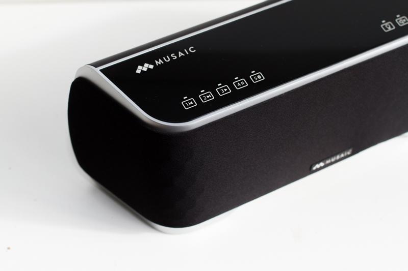 Musaic is a new wireless sound system