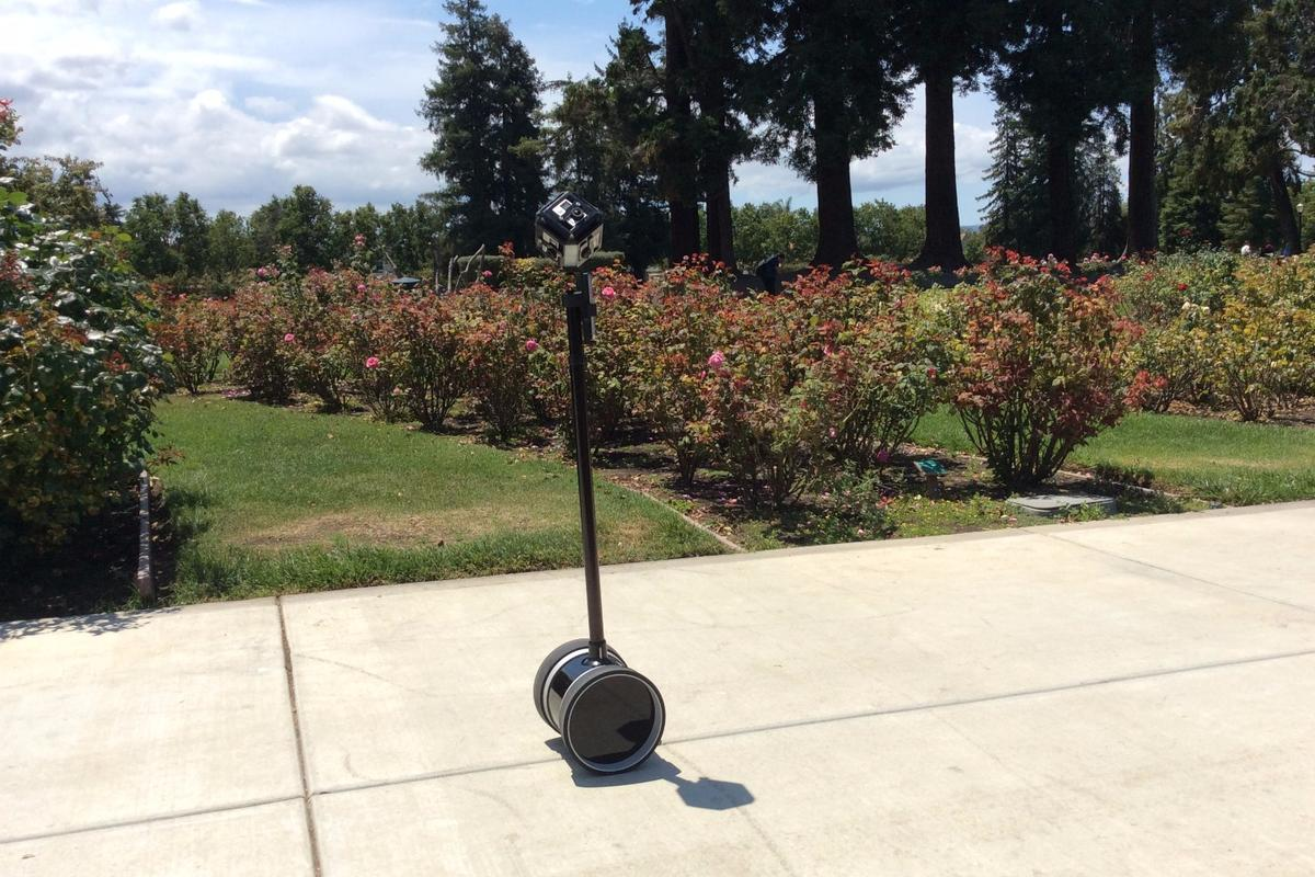The 360 Camera Dolly was developed by Double's internal research and development team, Double Labs