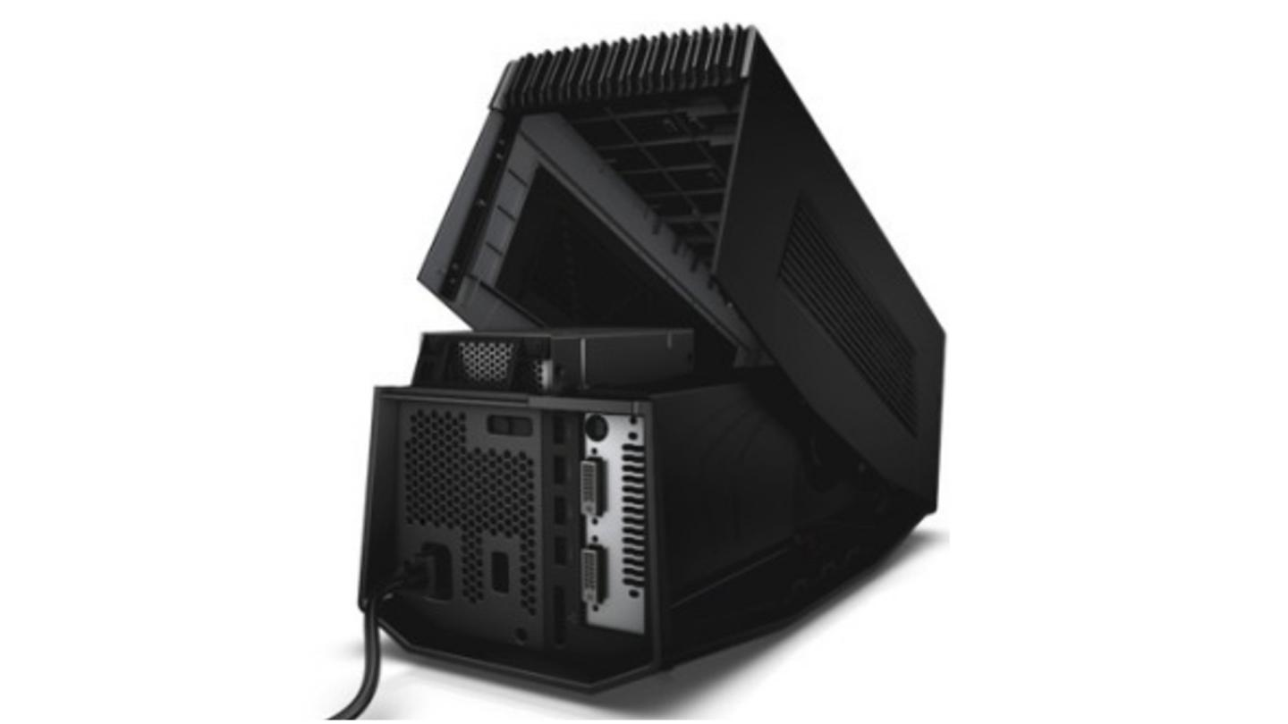 Alienware Graphics Amplifier Provides Desktop Performance