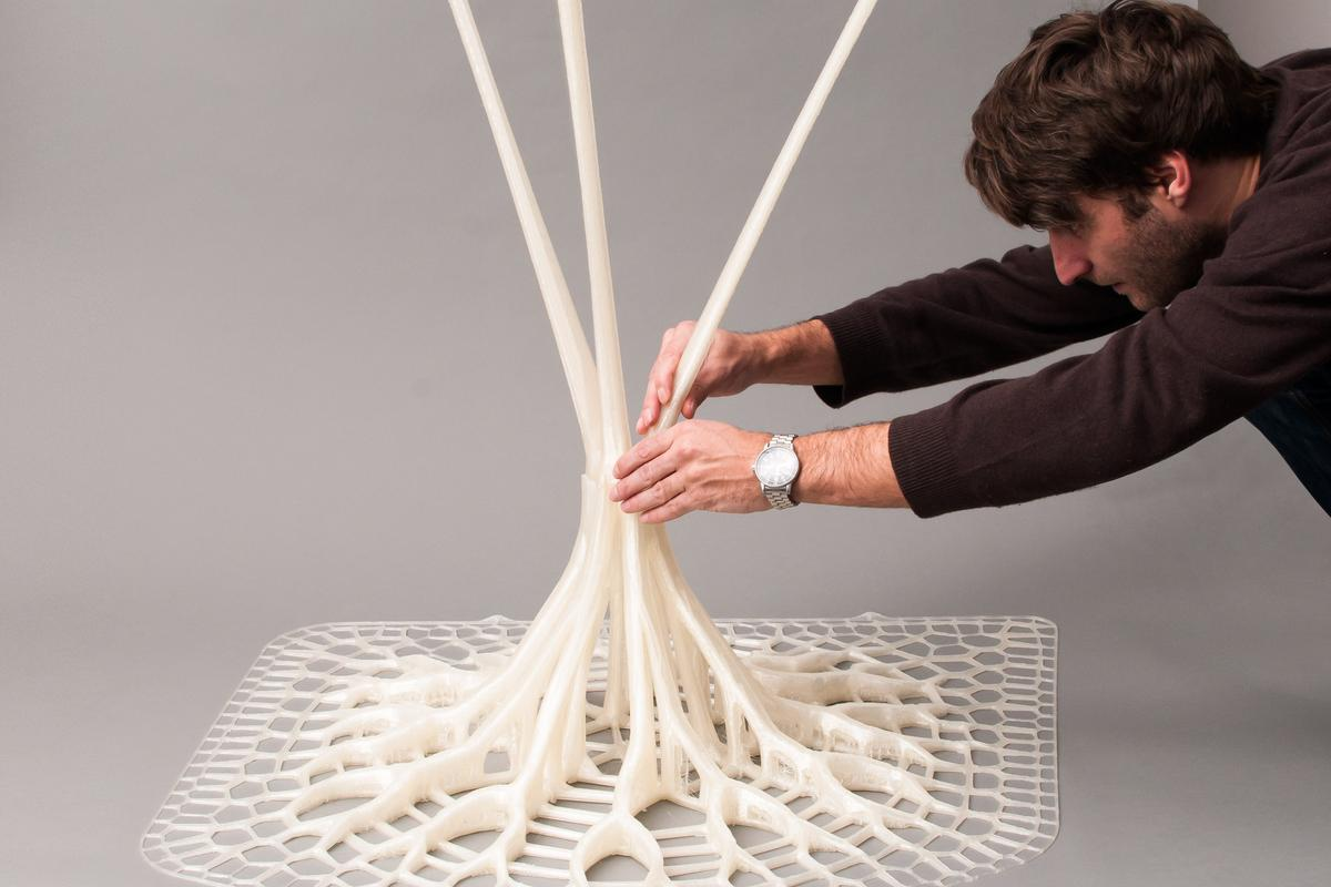 Printing life-sized designs with the full-format RepRap-based BigRep ONE