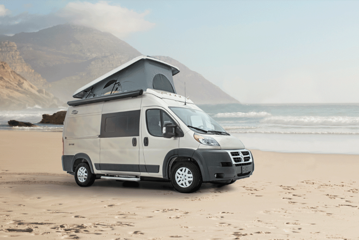 Carado expands its North American line with apop-top four-sleeper camper van