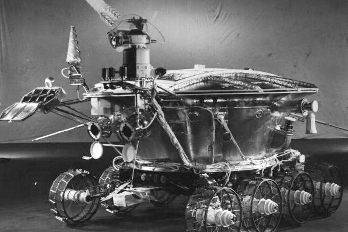 The Lunokhod 1 lunar rover (Photo: Lavochkin Association)