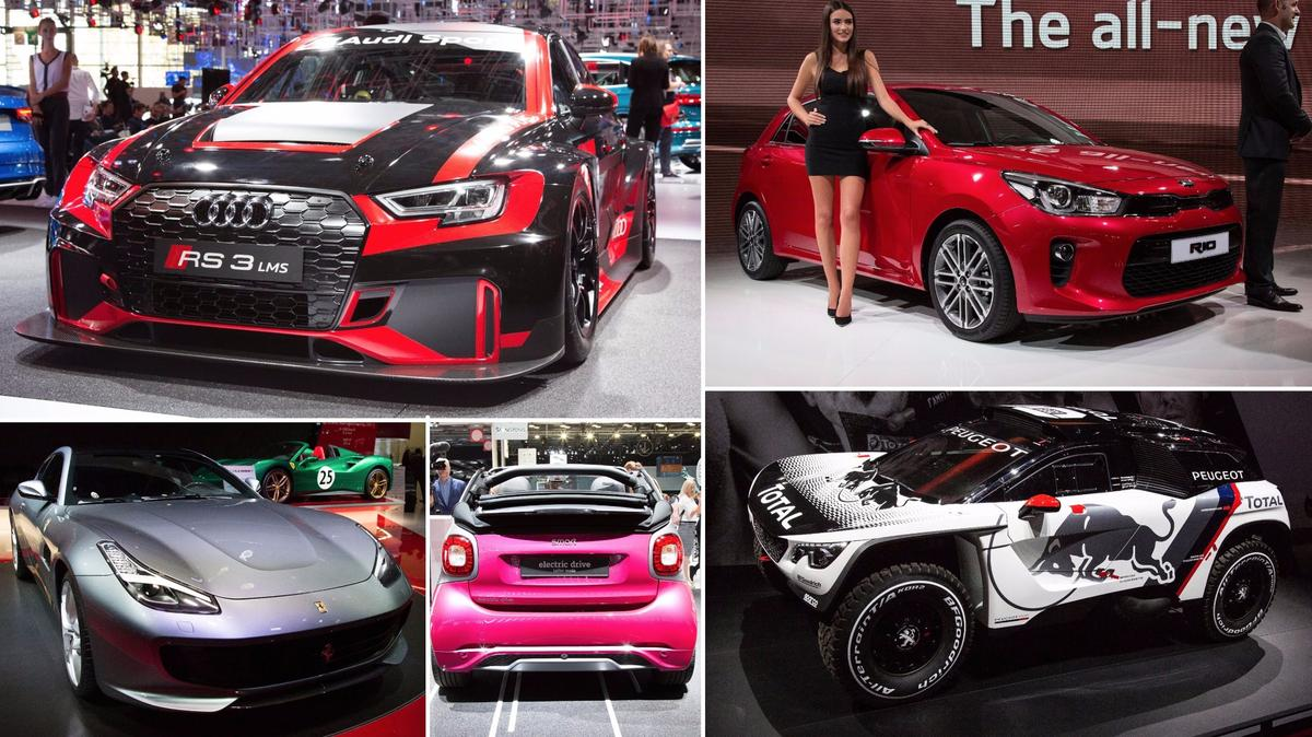 The best new launches from the 2016 Paris Motor Show