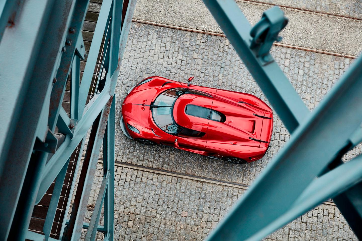 Meet the Koenigsegg Agera XS - First Agera RS in the US