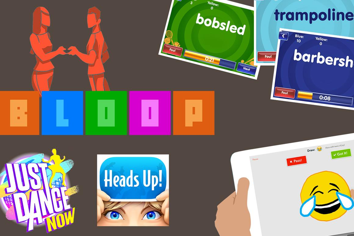 The best mobile party games for holiday family fun