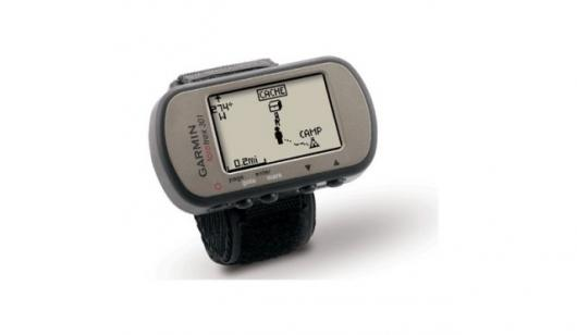 The Foretrex 301 - impressive features and 18 hours battery life