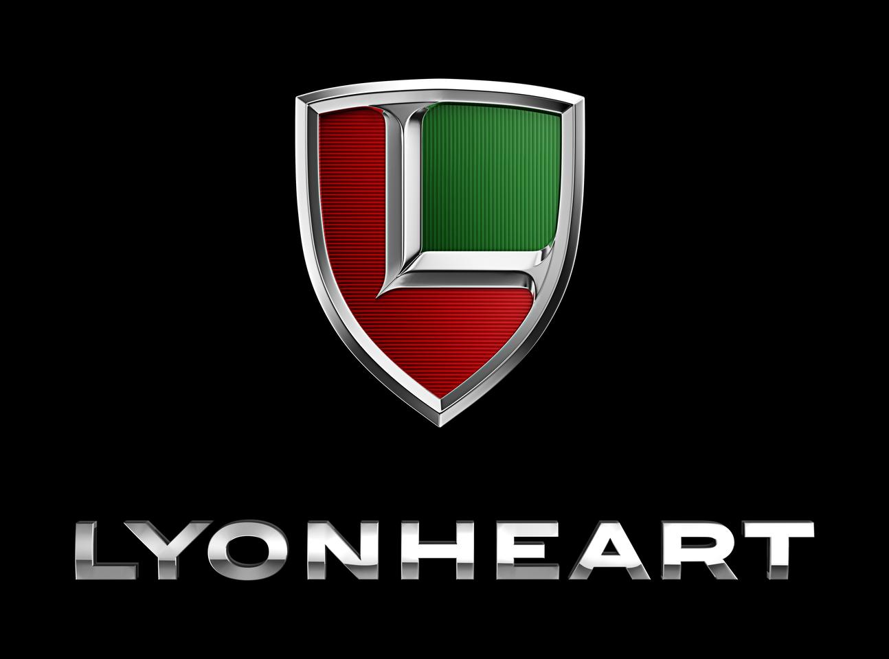 The Lyonheart logo