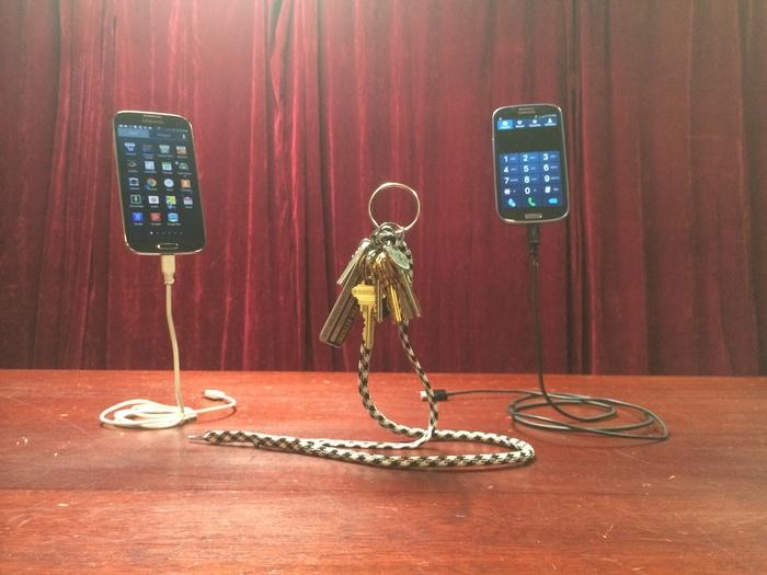 While its certain to be a conversation starter, whether the Magic Phone Stand will provide a stable and practical mount for your device is debatable