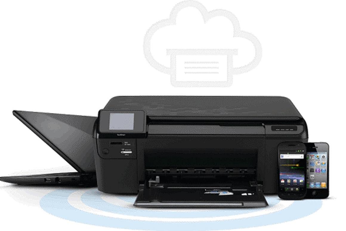 Print from virtually anywhere with Google Cloud Print