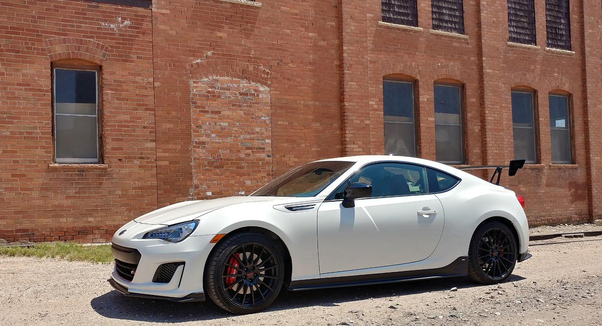 For the 2018 model year, the Subaru BRZ has a limited-edition tS model adds even more to the mix