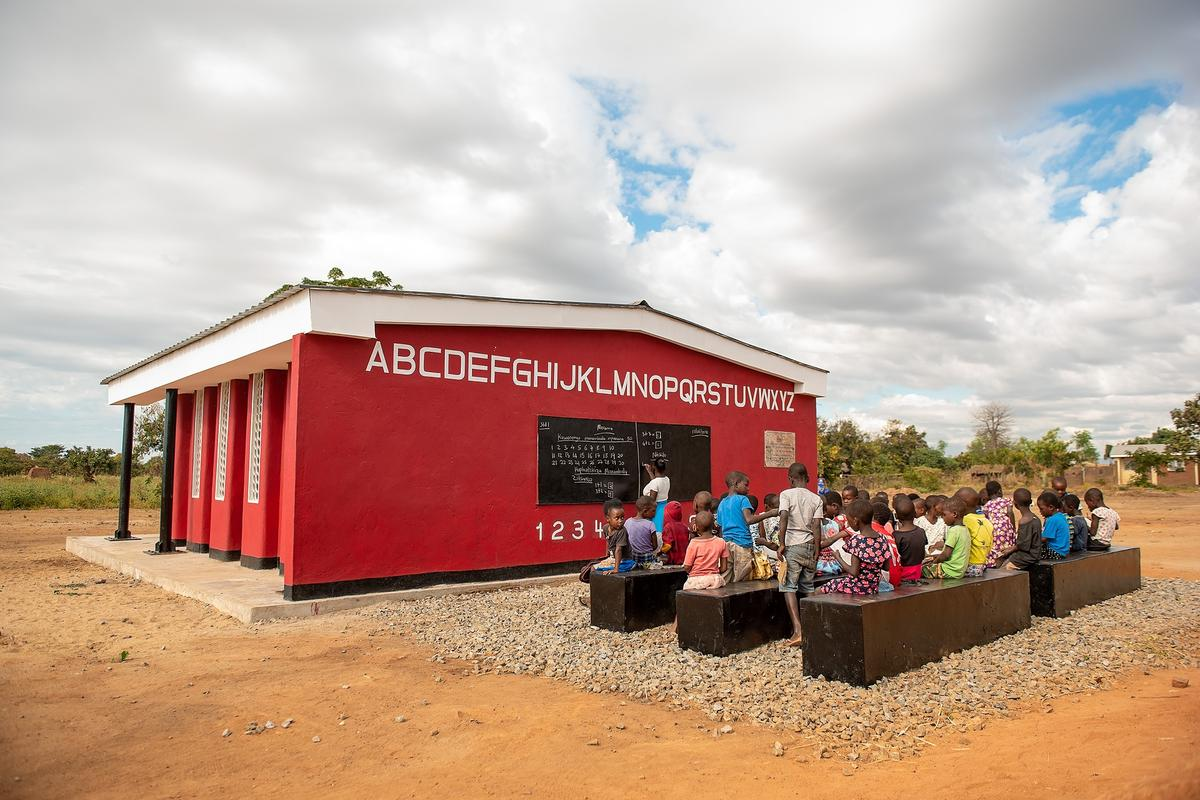 Having completed the world's first 3D-printed school in Malawi, 14Trees now hopes to carry out similar projects in Kenya and Zimbabwe