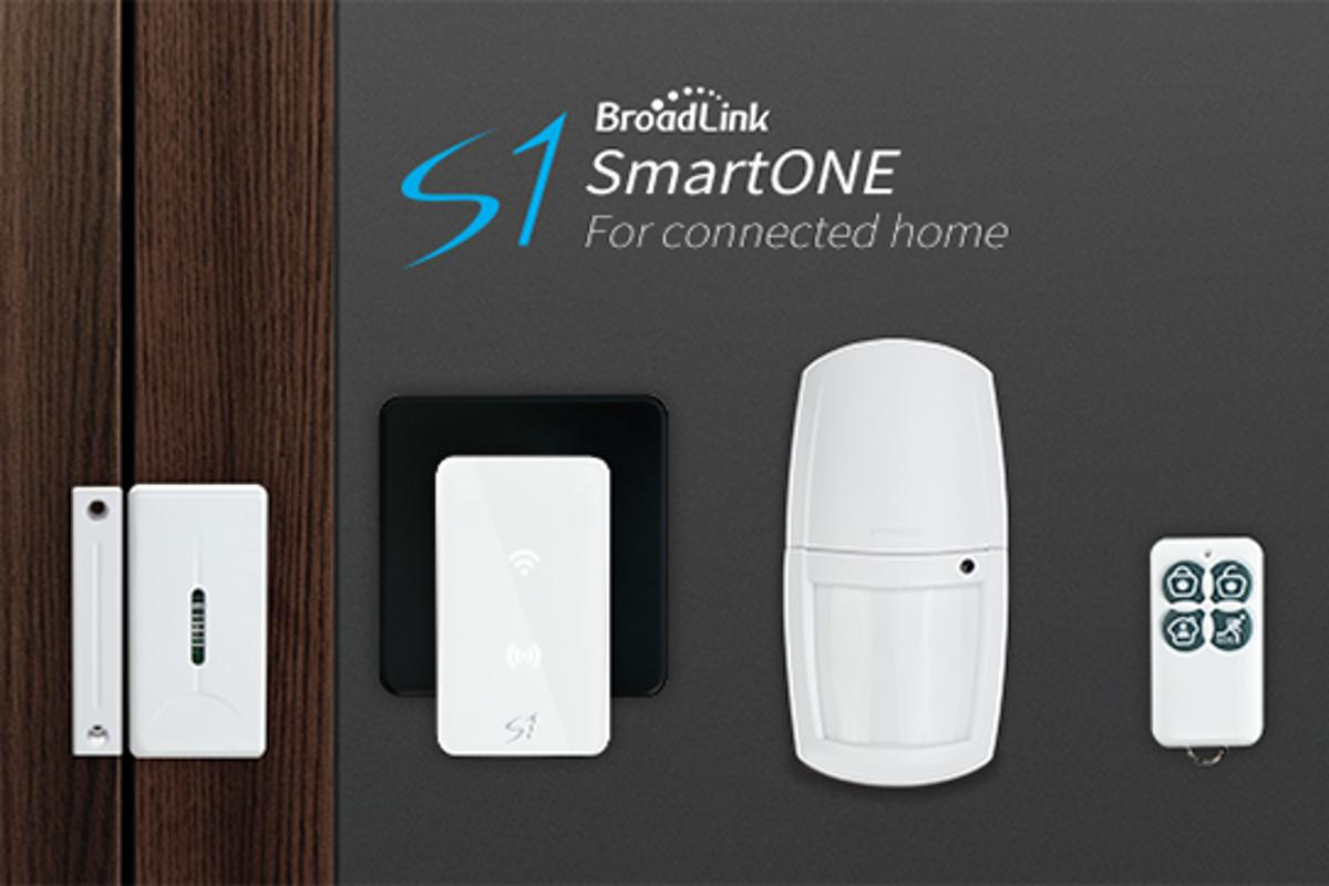 BroadLink's S1 promises to make smart home features affordable