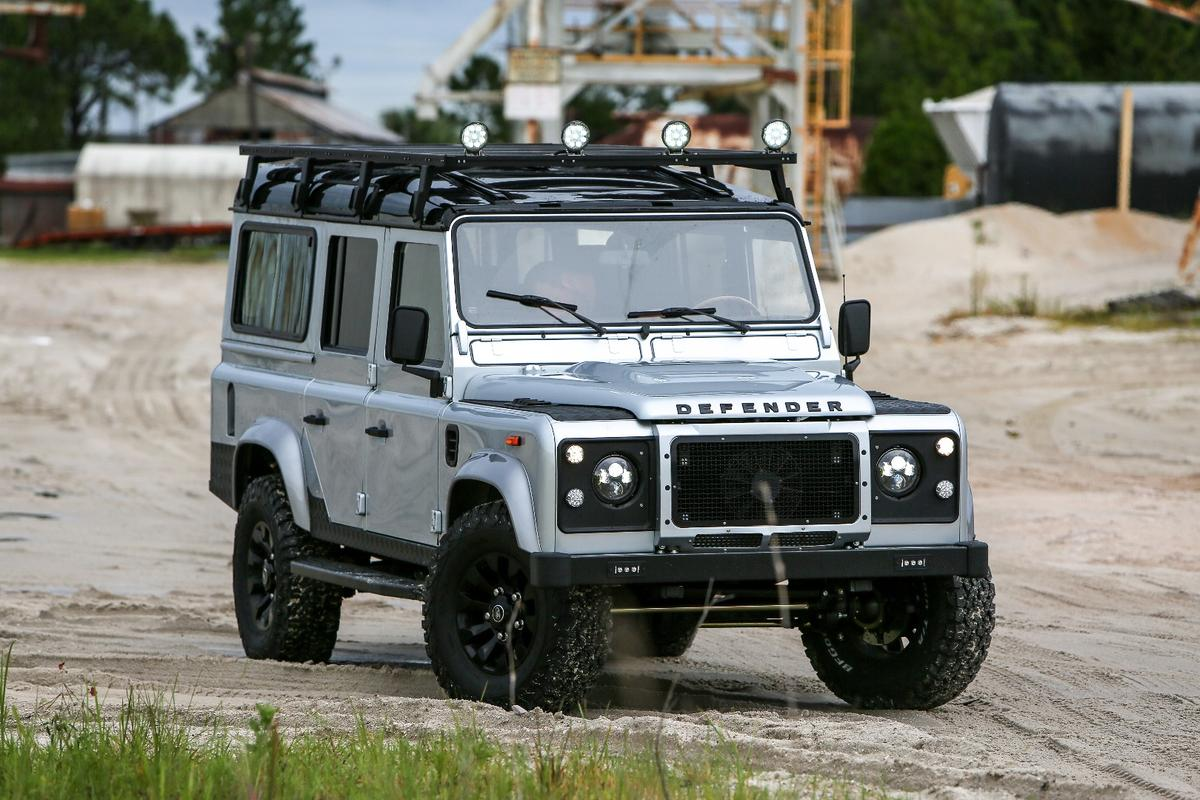 The East Coast Defender Project Ironhorse