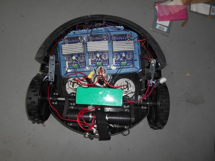 The SmartMow development platform