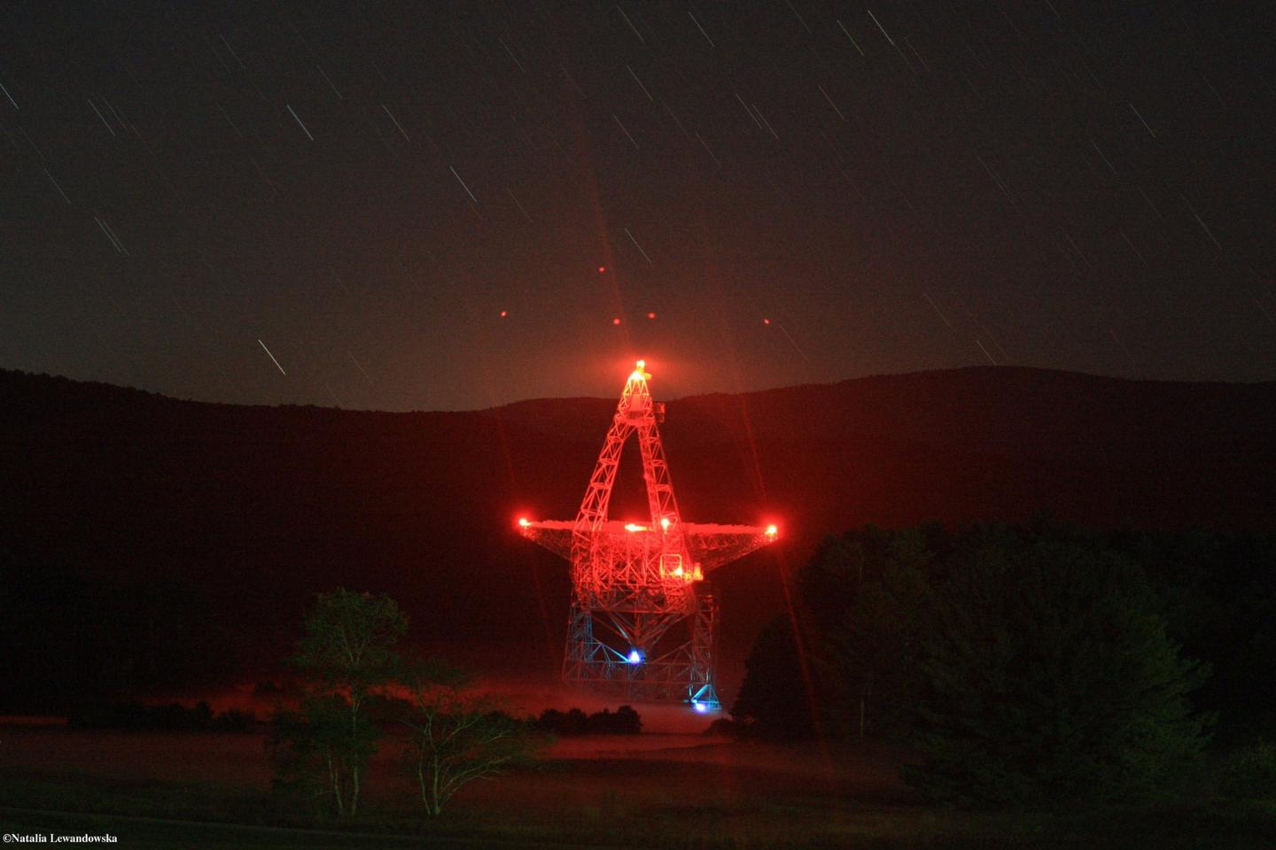 Astronomers at the Green Bank Telescope have detected 15 new fast radio burst signals, repeating over a matter of hours