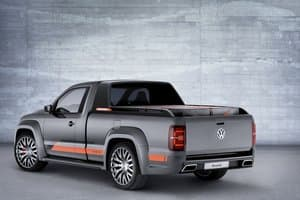 The Amarok Power is one of several concepts presented at this year's Wörthersee GTI meet-up