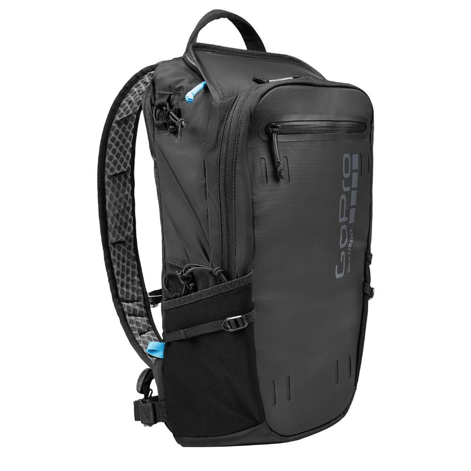 The GoProSeeker backpack has room for everything you need on a day of action-cam filming