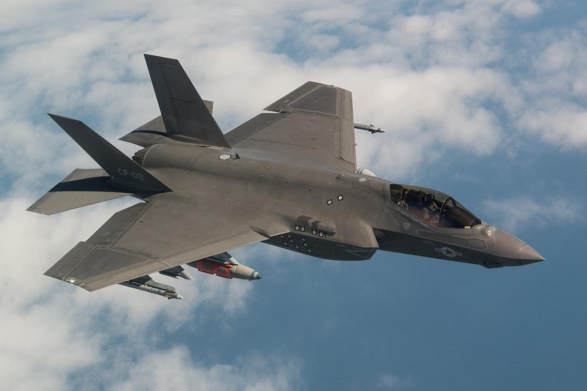 The F-35 variants have been testing for 11 years